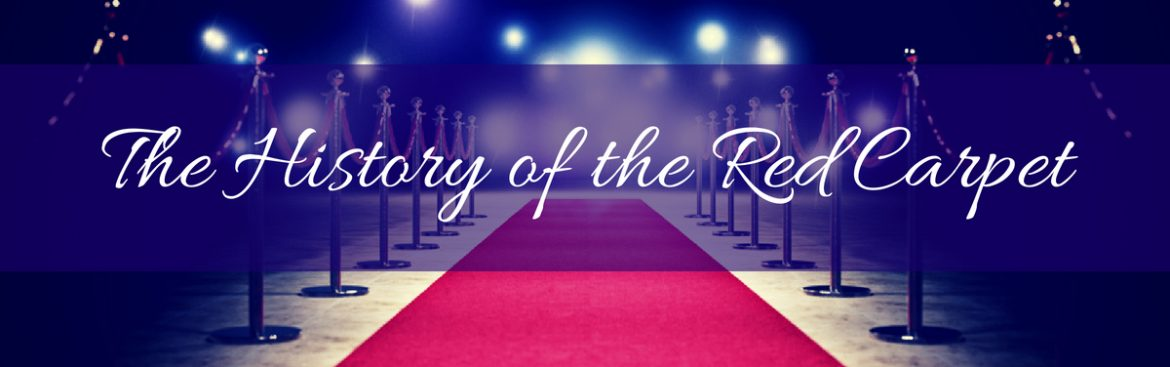 red carpet history